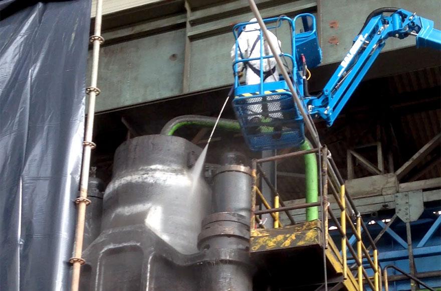 GIW - Industriereinigung - Chenische Reinigung